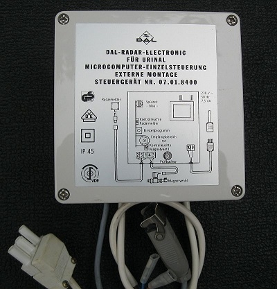 Grohe DAL 07.01.8400 Radar Steuergerät Electronic