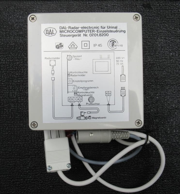 Grohe DAL 07.01.8200 Radar Steuergerät Electronic