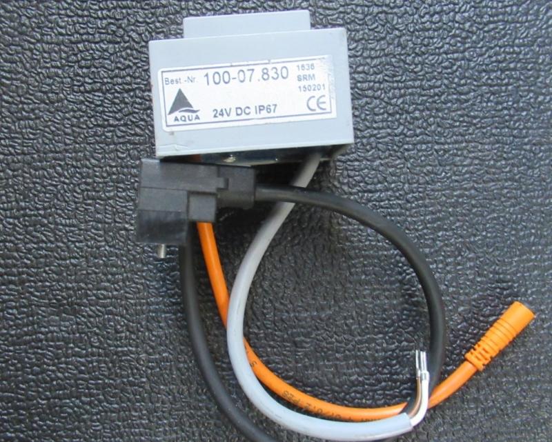 8510007830 / 85-100-07.830 / 100-7.830 (24 V) Aquamat Reichweiteneinstellung m. Kabelsatz
