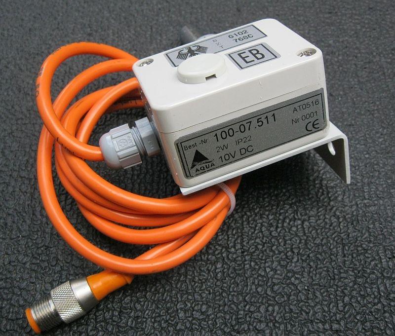 Aquatron 2000 MC Radarsensor 8610007509 / 86-100-07.509 / 100-7.509