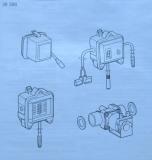 Grohe 38086 / 43086000 Fertigset für Radar Spülanlagen