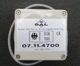 Grohe DAL   07.11.4700 / 43668000 Radarmelder für Urinal-Spülanlagen