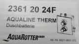 55261224-F AQRE433  Franke Protronic Urinalspülarmatur Ferigbauset 24 V AC