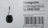 98801000 hansgrohe Batteriegehäuse