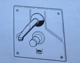 51094124 / 51094024  Aquamat 2000 MC  Waschplatzarmatur mit Thermostat